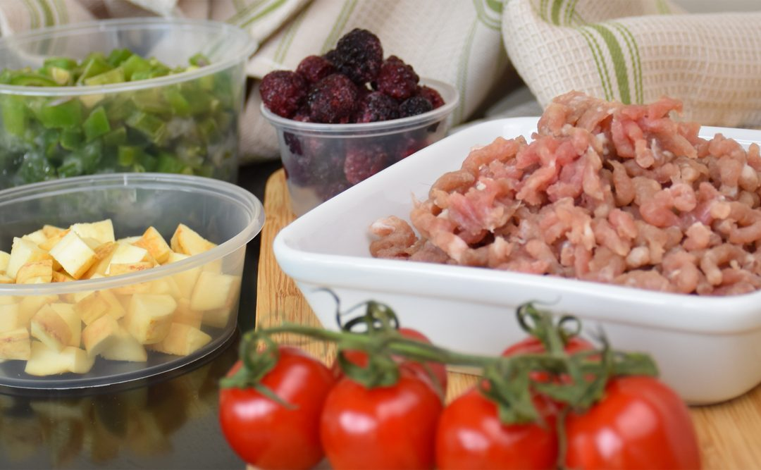 Complete and Balanced Homemade Dog Food Recipes